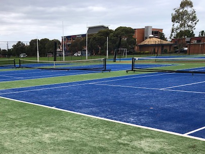 Tennis Academy Trial